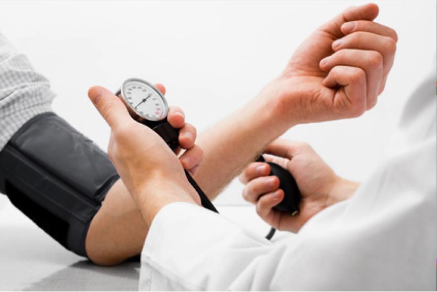 Blutdrucktabelle