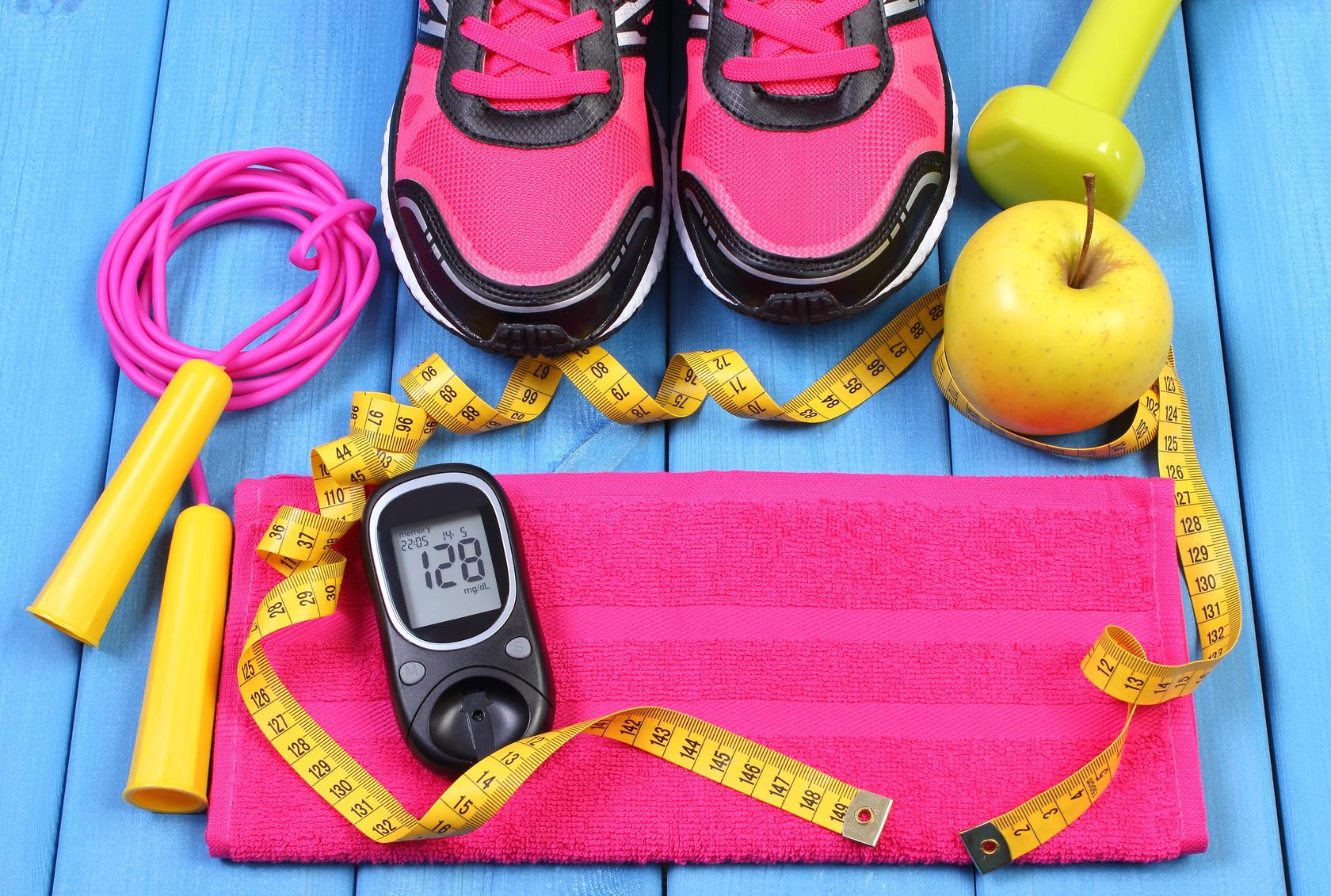 Sportart für Diabetiker
