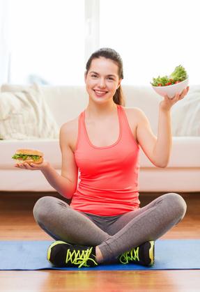 Diabetes Kalorien sparen