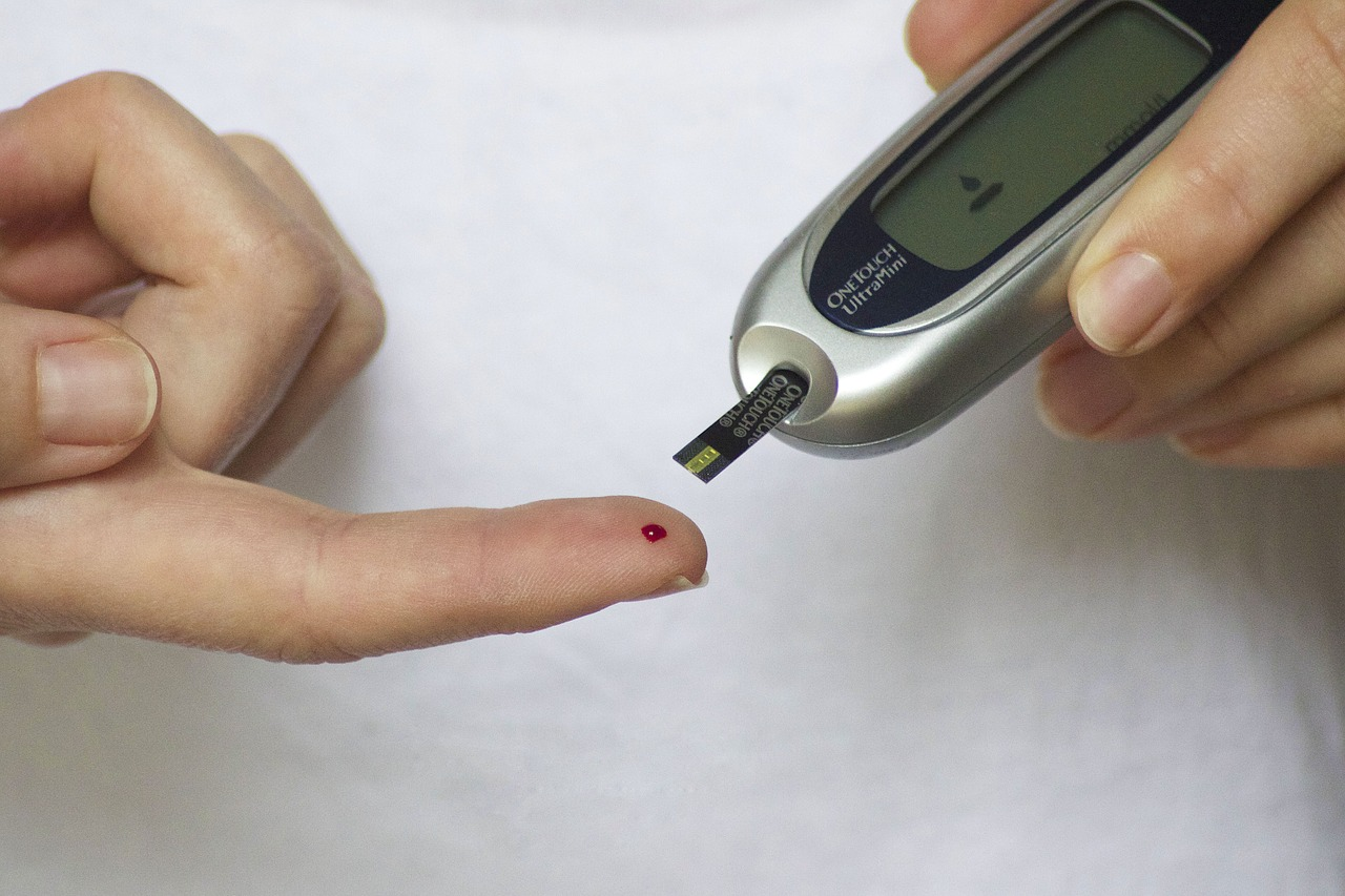 Blutzuckerkontrolle
