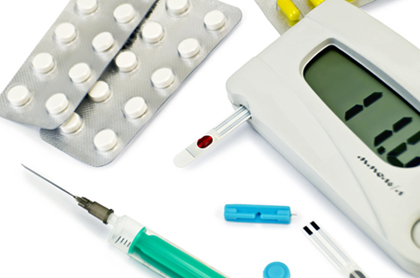 Diabetes mellitus Bedarf
