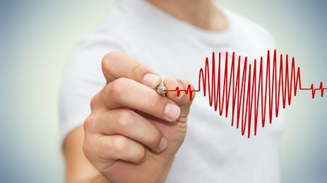 Normalwerte-Tabelle für Pulsamplitude, Pulsdruck oder Blutdruckamplitude