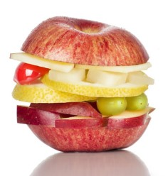 Übergewicht senken mit Obst