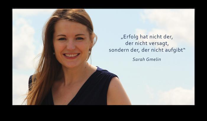 Sarah Gmelin